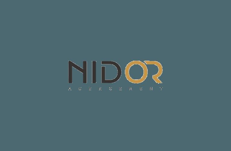 logo nidor agencement